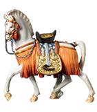 飾り馬の画像